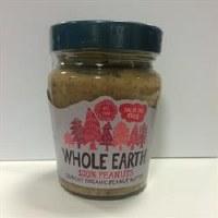 Whole Earth 100% Peanuts Crunchy Organic 227g