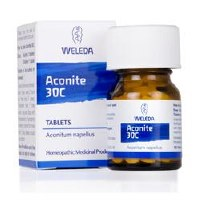 Weleda Aconite 30c 125 tablet