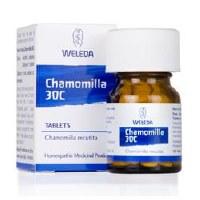 Weleda Chamomilla 30c 125 tablet