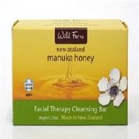 Wild Ferns Manuka Facial Cleansing bar 95g