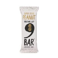 9 Bar Peanut & Pumpkin Seed 40g