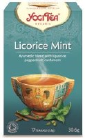 Yogi Tea Licorice Mint 17bag