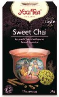 Yogi Tea Sweet Chai 17bag