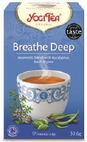 Yogi Tea Breathe Deep 17bag