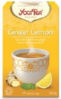 Yogi Tea Ginger Lemon 17bag
