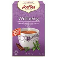 Yogi Tea Wellbeing 17bag