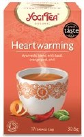 Yogi Tea Heartwarming Tea 17bag
