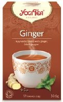 Yogi Tea Ginger Organic 17bag