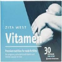 Zita West Vitamen - One-A-Day 30 capsule