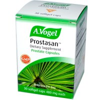 Bioforce Uk Ltd A Vogel Prostasan caps 30capsules