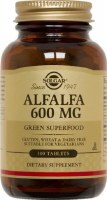 Solgar Alfalfa 600 mg Tablets 100