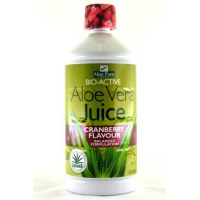 Aloe Pura Aloe Vera Juice Cranberry 1000ml