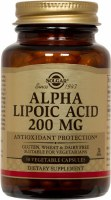 Solgar Alpha-Lipoic Acid 200 mg Veget 50