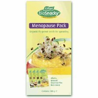 Bioforce Uk Ltd Biosnacky Menopause Pack 140g
