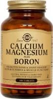 Solgar Calcium Magnesium Plus Boron T 100
