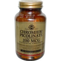 Solgar Chromium Picolinate 200 g Ve 90