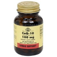 Solgar Coenzyme Q-10 100 mg Softgels 30