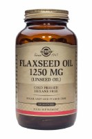 Solgar Cold Pressed Flaxseed Oil 1250 100