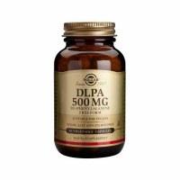 Solgar DLPA DL-Phenylaline 500 mg Veg 50