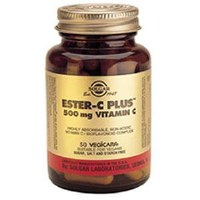 Solgar Ester-C(R) Plus 500 mg Vitamin 50