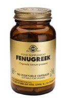 Solgar Fenugreek Vegetable Capsules 100