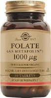 Solgar Folate 1000 g (as Metafolin( 60