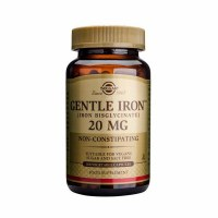 Solgar Gentle Iron(TM) 20 mg Vegetabl 90