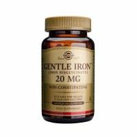 Solgar Gentle Iron(TM) 20 mg Vegetabl 180