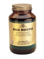 Solgar Male Multiple Tablets 120