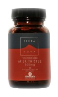 TERRANOVA Milk Thistle 500mg    50