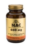 Solgar NAC (N-Acetyl Cysteine) 600 mg 60