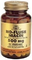 Solgar No-Flush Niacin 500 mg (Inosit 50