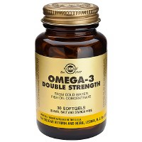 Solgar Omega-3 Double Strength Softge 30