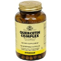 Solgar Quercetin Complex Vegetable Ca 50