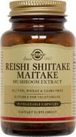 Solgar Reishi Shiitake Maitake Mushro 50