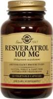 Solgar Resveratrol Vegetable Capsules 60