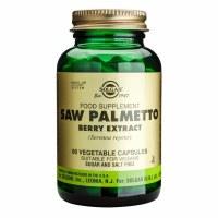 Solgar Saw Palmetto Berry Extract Veg 60