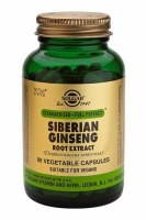Solgar Siberian Ginseng Root Extract  60