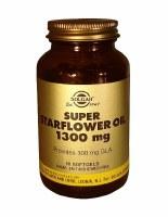 Solgar Super Starflower Oil 1300 mg 30