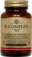 Solgar Vitamin B-Complex 50 Vegetable 100