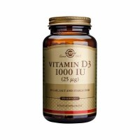 Solgar Vitamin D3 1000 IU (25 g) So 250