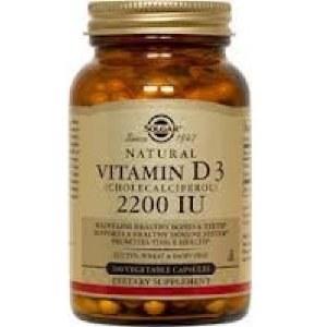 Solgar Vitamin D3 2200 IU (55 g) Ve 100
