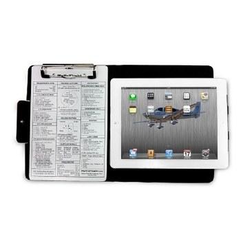 iPad Mini Kneeboard Folio C