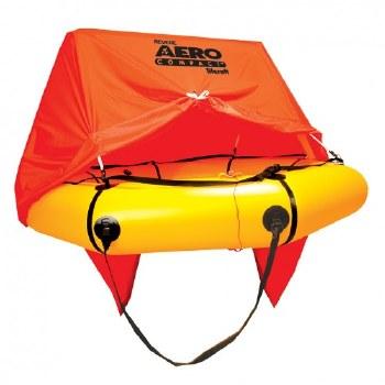 Aero Compact 4P Raft w/Canopy
