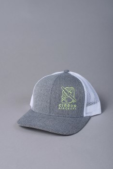 Cap Cirrus Side Logo Green