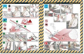 SR2X Passenger Briefing Card 2
