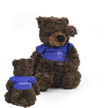Fuzzy Bunch Baraboo Bear