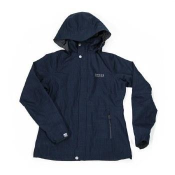 Ladies Cross Hatch Rain JKT XS
