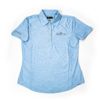 Ladies' GN Jet Polo Blue S