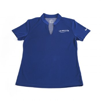 Ladies Nike Hex Polo Blue S